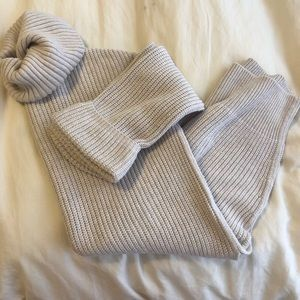 Anthropologie Turtleneck Sweater Tunic
